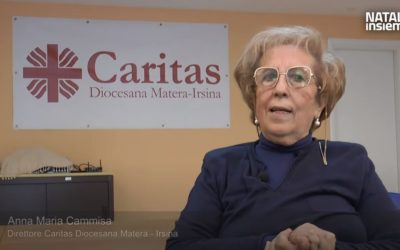 """Cammino di solidarietà. """"Natale insieme"""" con la Caritas"""