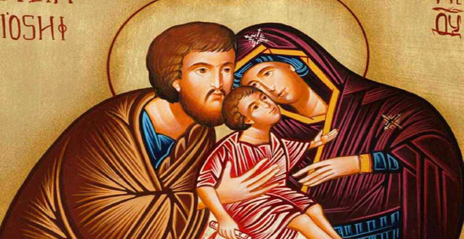 Preghiera per la Festa della Santa Famiglia – 27 dicembre 2020