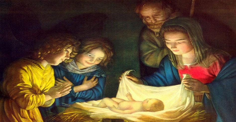 Omelia della notte di Natale – 24 dicembre 2020