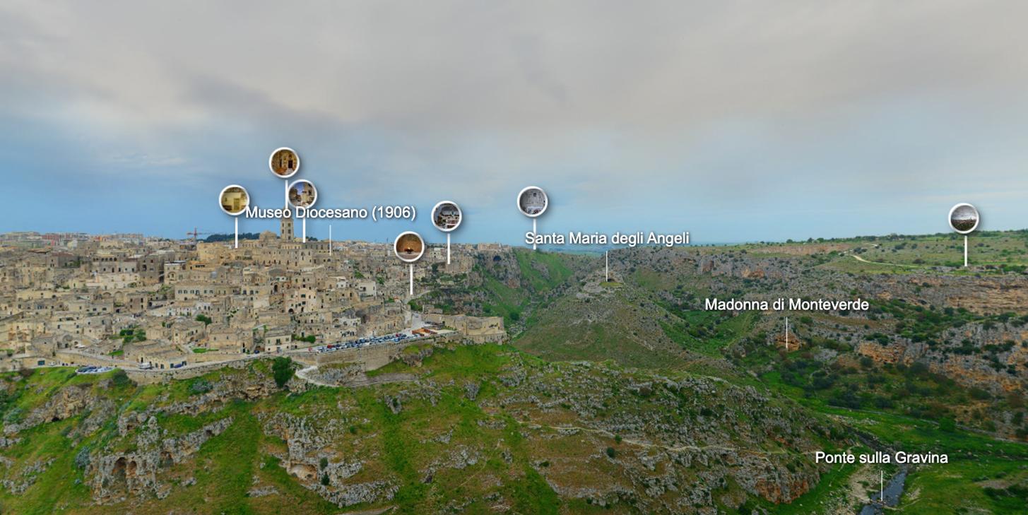 tour virtuali diocesi matera irsina