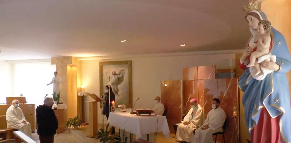 Omelia dell'Arcivescovo nella Santa Messa in occasione della Giornata Mondiale del Malato