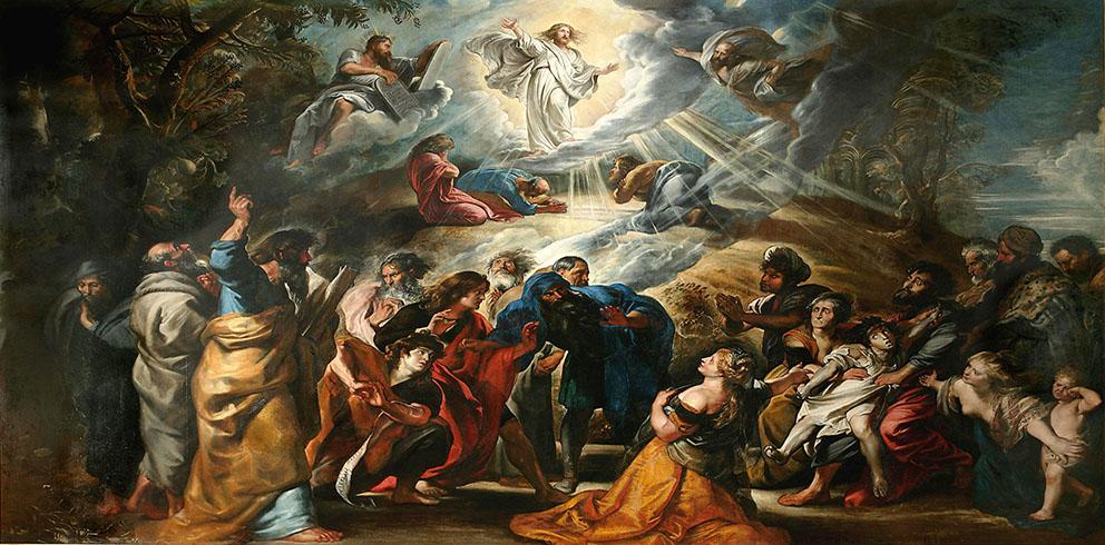 Preghiera per la Seconda Domenica di Quaresima