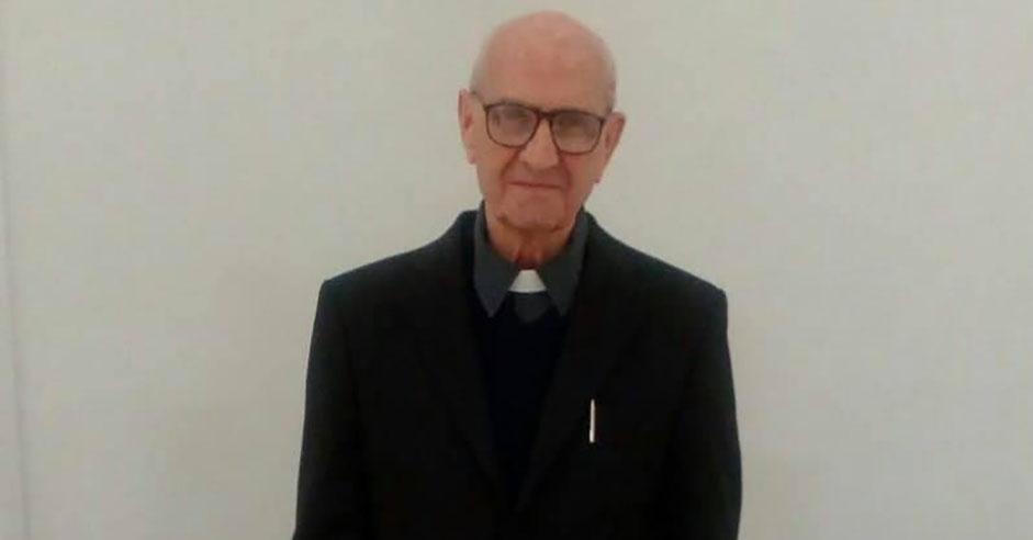 E' salito in cielo Padre Giovanni D'Ercole, missionario materano