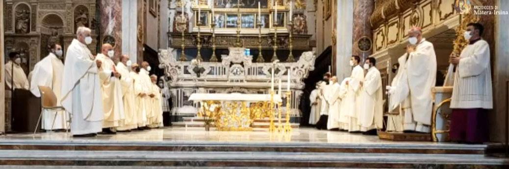 Grazie che sei prete
