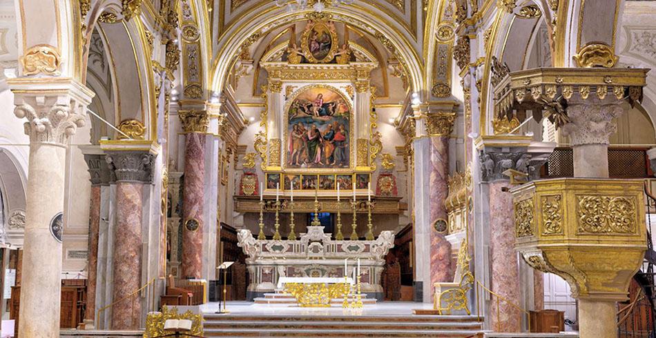Santa Messa del giorno di Pasqua