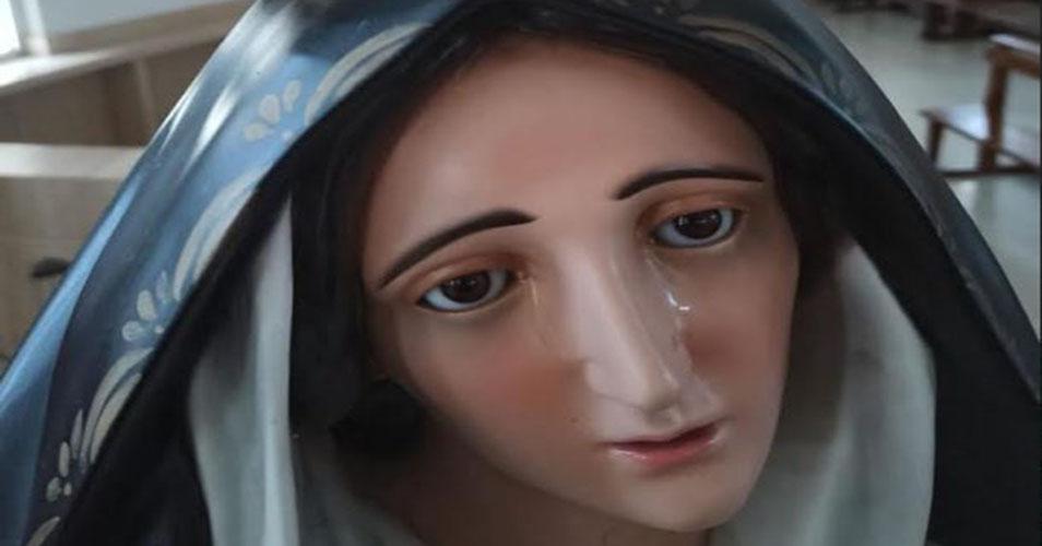Statua dell'Addolorata a Pisticci Scalo. Conferma definitiva