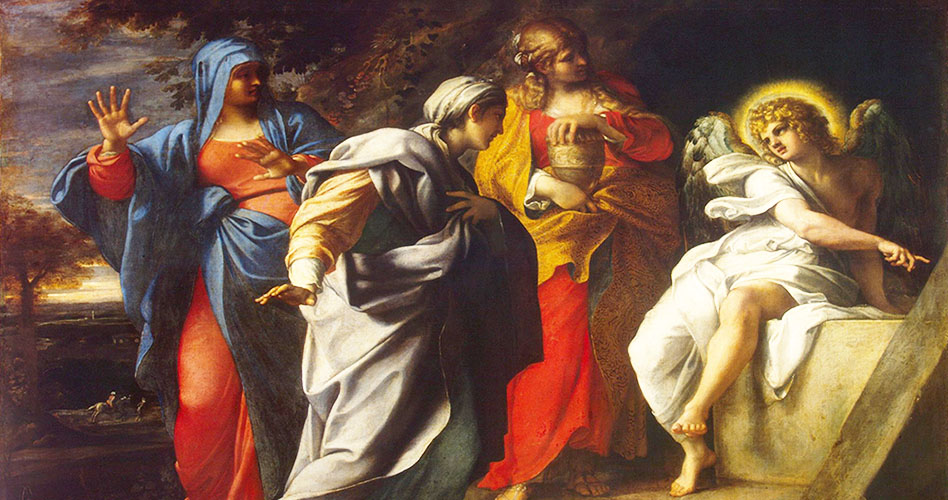 Omelia della Santa Messa nella notte di Pasqua