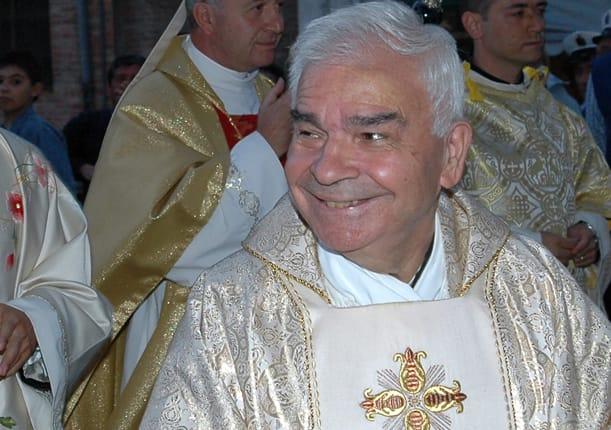 Don Pietro Andriulli e' tornato alla Casa del Padre