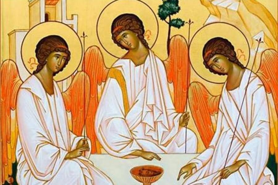 Preghiera per la Solennità della Santissima Trinità
