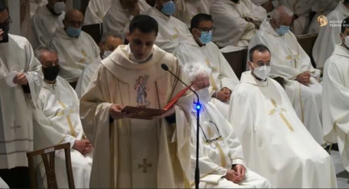 Omelia nella Santa Messa in occasione dell'Ordinazione presbiterale di Don Marco Di Lucca
