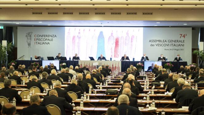 Assemblea generale della CEI. Tra le iniziative: il Congresso Eucaristico Nazionale a Matera