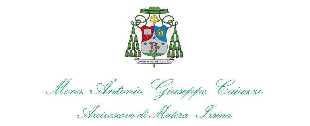 Lettera ai ministri del G20 giunti a Matera