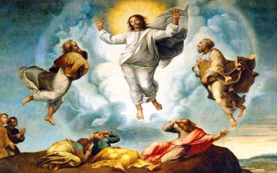 Preghiera per la Solennità della Trasfigurazione