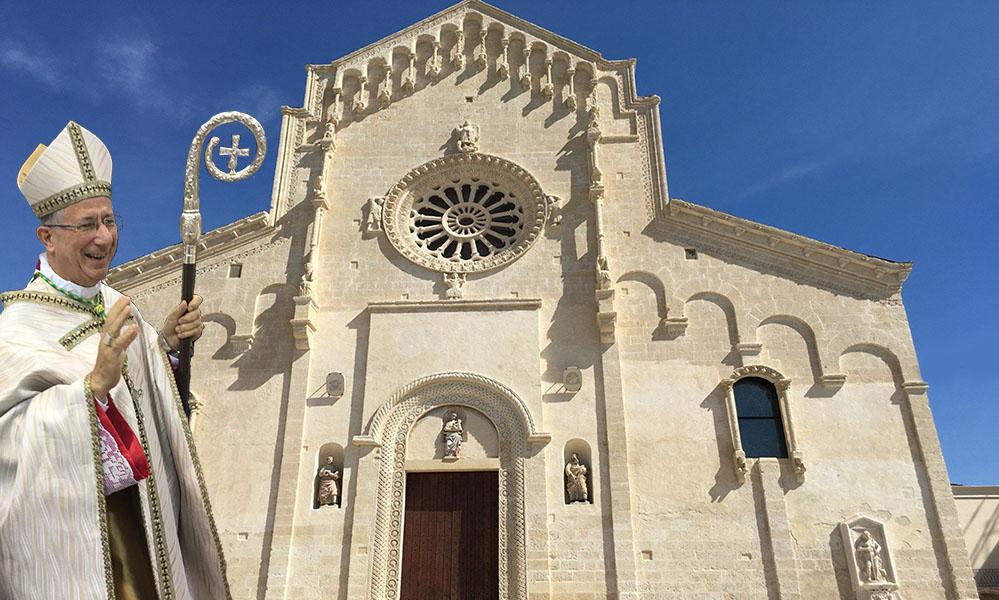 Ai cristiani della Chiesa di Matera-Irsina per il Congresso Eucaristico Nazionale